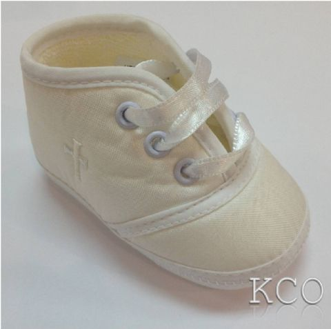 Style FJS015 Ivory~ Boys Shoes